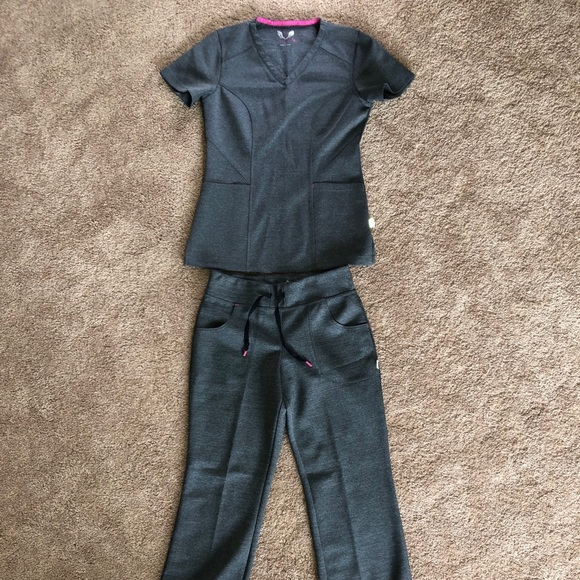 Smitten Other - Women's Scrubs